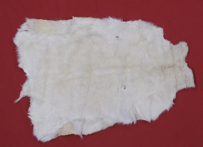 Picture of this lot Tanned Domestic Goat Hides, Furs, Pelts, Skins