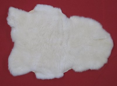 Picture of this lot Tanned Domestic Sheep Hides, Furs, Pelts, Skins