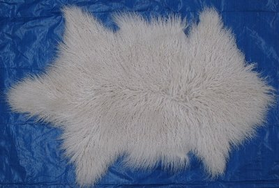 Picture of this lot Tanned Tibetan Lamb Sheep Hides, Furs, Pelts, Skins
