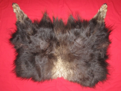 Picture of this lot Tanned Furs - Musk Ox