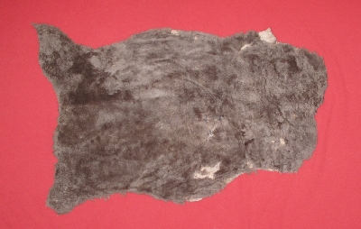 Picture of this lot Tanned Sheep Shearlings, Shearling Hides, Furs, Pelts, Skins