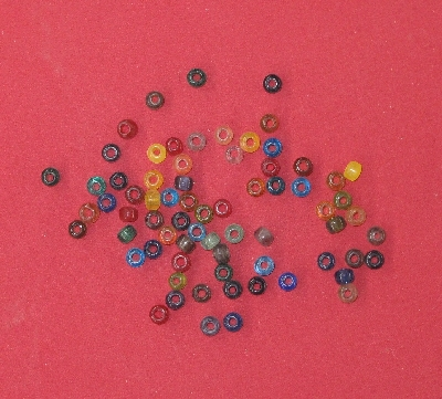 Picture of this lot Crow Beads